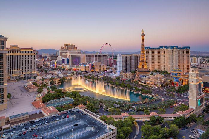 Private jet Las Vegas