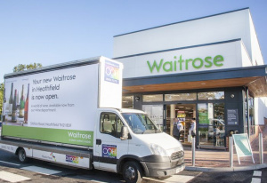 Retail tech Waitrose JLAB 2017