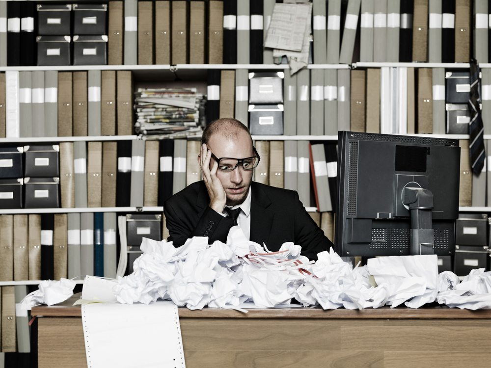 There's a better way to handle document management