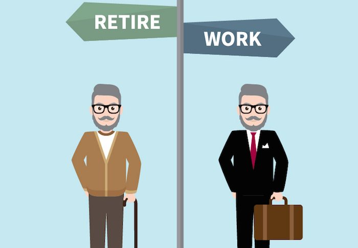 Ageing workforce