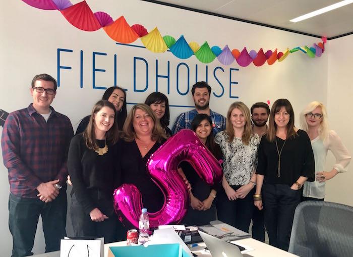 FieldHouse PR agency