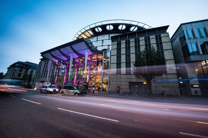 Scottish SMEs Edinburgh International Conference Centre