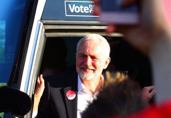 Jeremy Corbyn's Labour manifesto