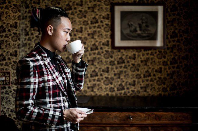 Musician Jaye Foo