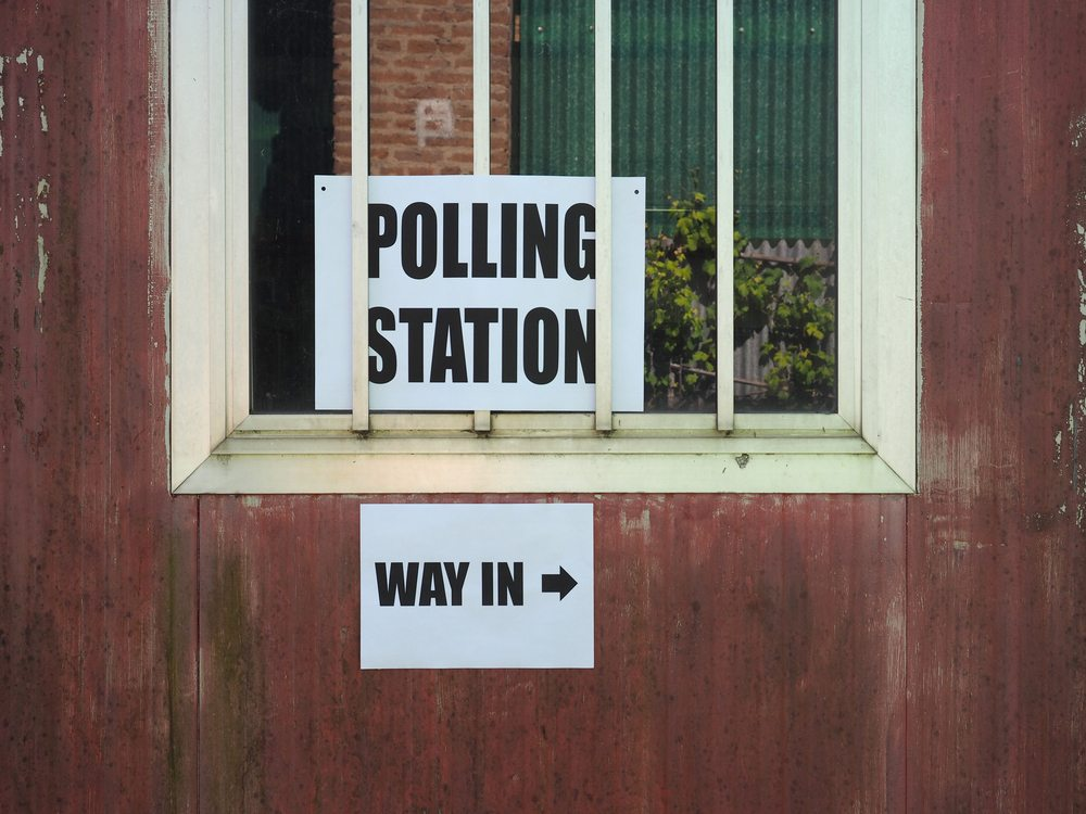 The UK goes back to the polls
