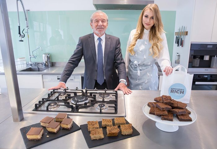 Alana Spencer Apprentice winner