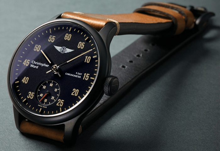 Christopher Ward thinking different