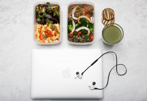FFF Meal delivery service Office Package