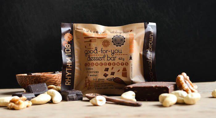 Food entrepreneur Rhythm108 chocolate walnut