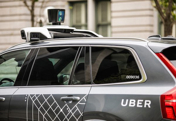 Modern economy Uber