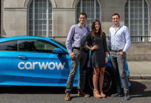 Carwow investment $39m