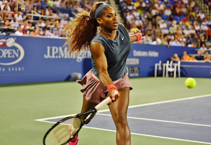 Serena Williams Gender pay gaps