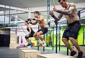 How we exercise and stay fit has changed markedly