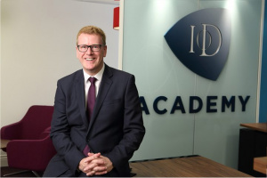 Stephen Martin, IoD DG, The Director Training Academy Launch (2)