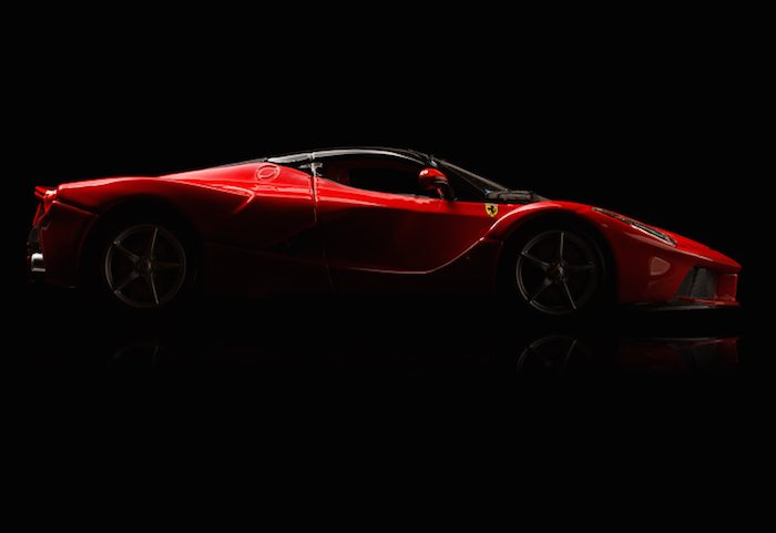 Want a luxury car parked in your garage? Look to Ferrari
