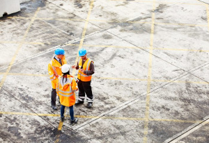 Men are more likely to ignore workplace health and safety rules