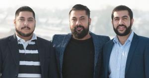 The Mo Bro's founders Keval Dattani, Kunal Dattani and Savan Dattani