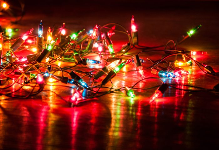 Energy saving tips for frugal fairy lights