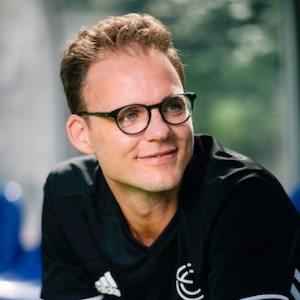 Patrik Arnesson, CEO of Forza Football