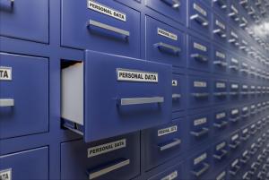 Personal data GDPR