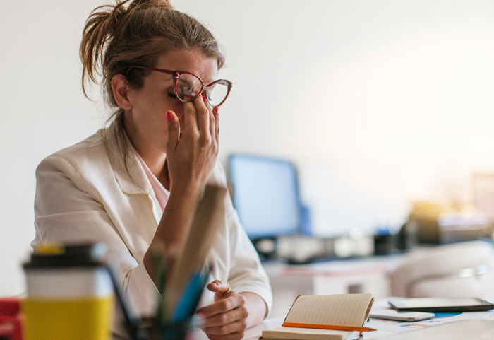 Don't underestimate how stress affects productivity