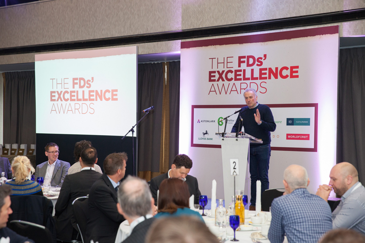 FD's Excellence Awards 2018: Lloyd's Bank, Scottish Widows and Intuit Quickbooks standout amongst winners