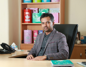 Suranga Herath is the founder of English Tea Shop.