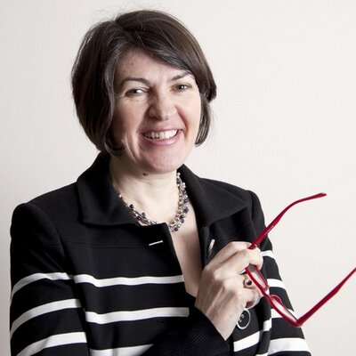 June O'Sullivan MBE, CEO of London Early Years Foundation