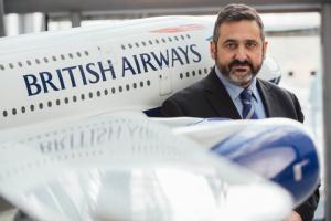 British Airways CEO and chairman, Alex Cruz