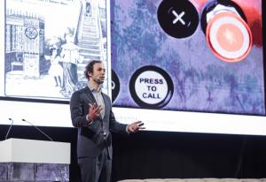 Thimon De Jong explains the history of elevators