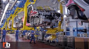 European automotive supply chain