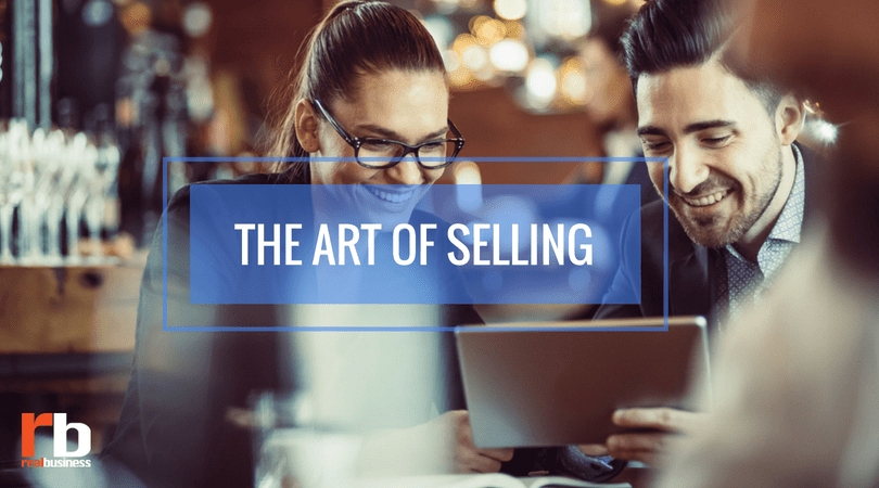 The Art of Selling: 5 new rules of engagement for sales