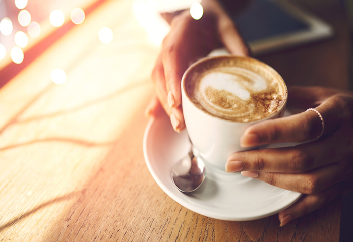 The positives that can come from the humble coffee break