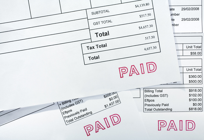 The main hurdles to managing invoices and expenses