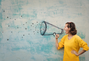 Do you have a marketing strategy to shout about what you do?