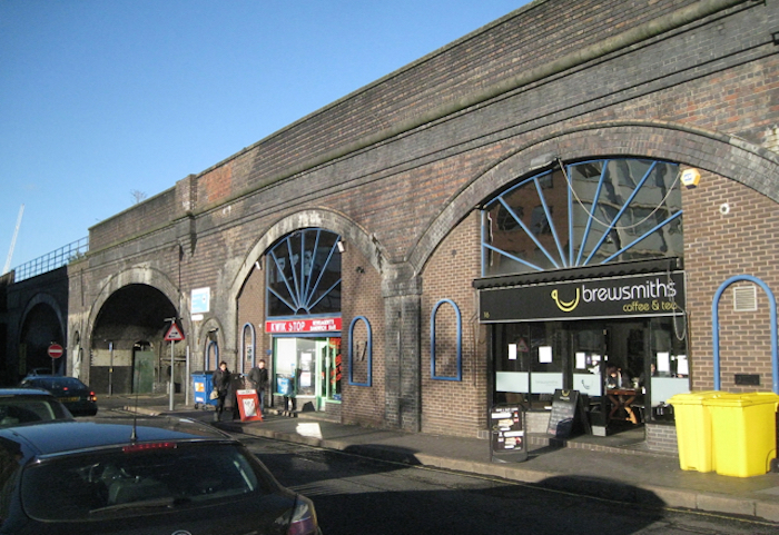 Railway arches are incubators for innovation and creativity – so why not preserve these spaces?