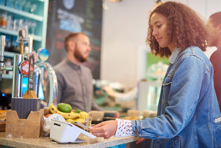 Goodbye small change: You're losing out if you don't take contactless payments