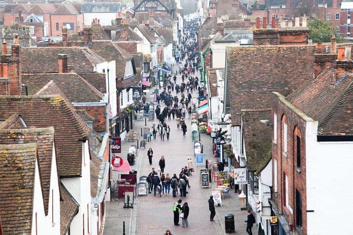 SMEs are thriving on the high street  – here's why