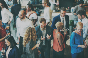 How to network at a business event