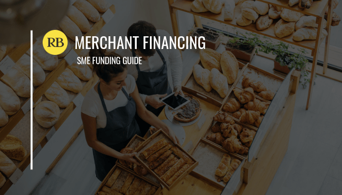 Merchant financing is most suitable for businesses which take the vast majority of sales from a card terminal/EPOS system.