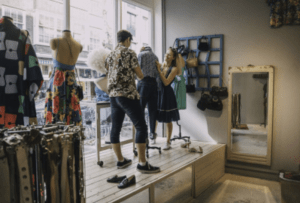 retail footfall