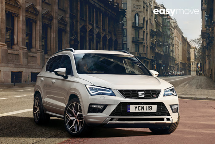 Tackle car-buying decision fatigue with SEAT's new easymove process