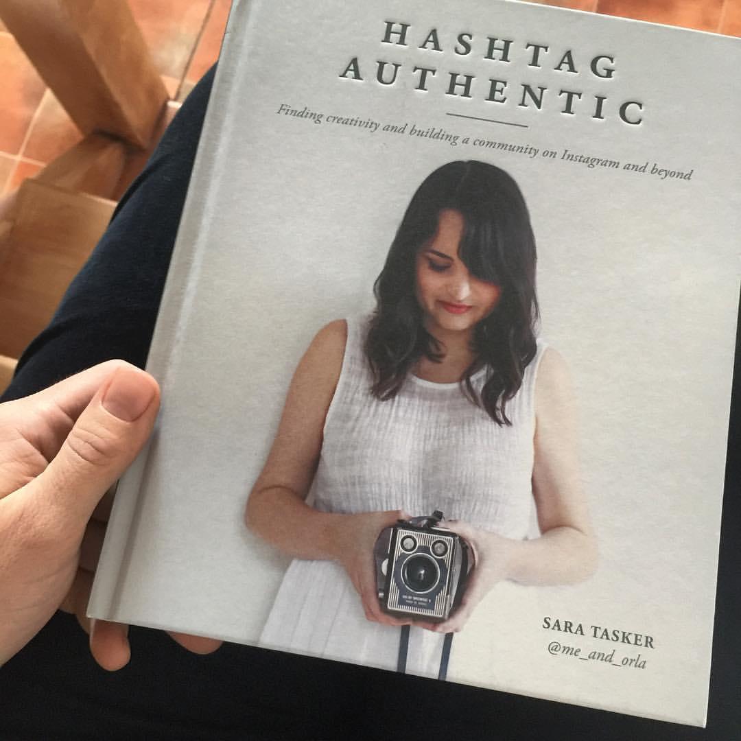 Read Sara Tasker's new social media marketing book