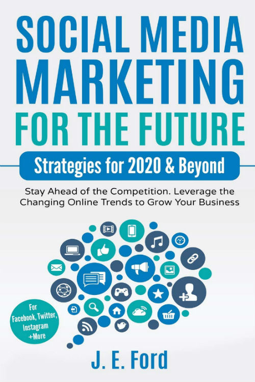Read this essential social media marketing book for the future