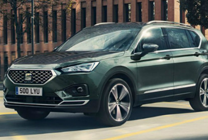 Buy the new SEAT Tarraco