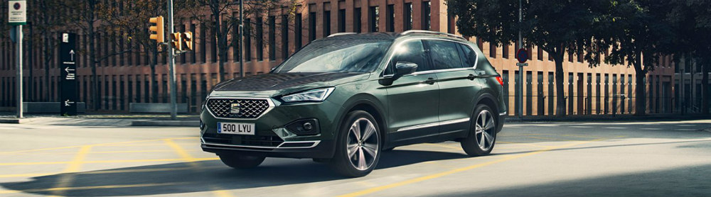 Check out the new SEAT Tarraco