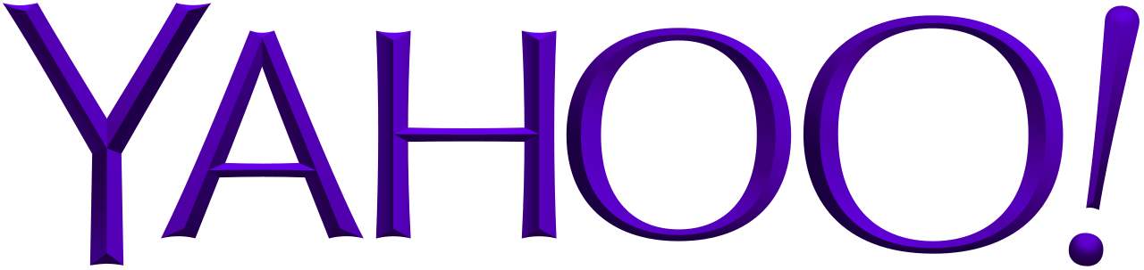 Yahoo's current logo