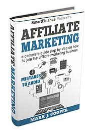 Read Mark Cooper's new affiliate marketing book