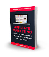 Michael Ezeanaka: New Affiliate marketing book