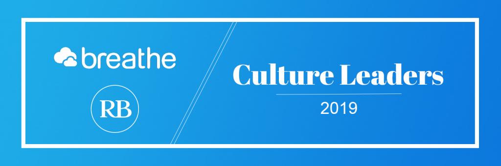 BreatheHR Culture Leaders 2019 Header Image Nominations Form
